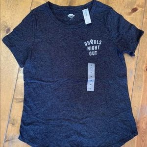 Old Navy Halloween Ghouls Night Out Tee Shirt